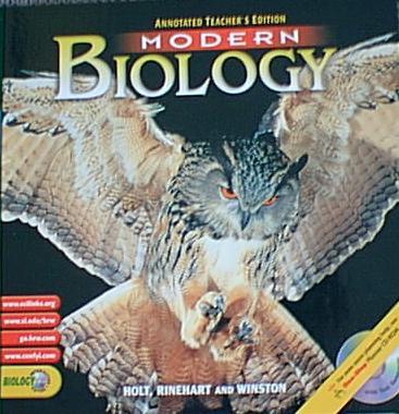 modern biology textbook online